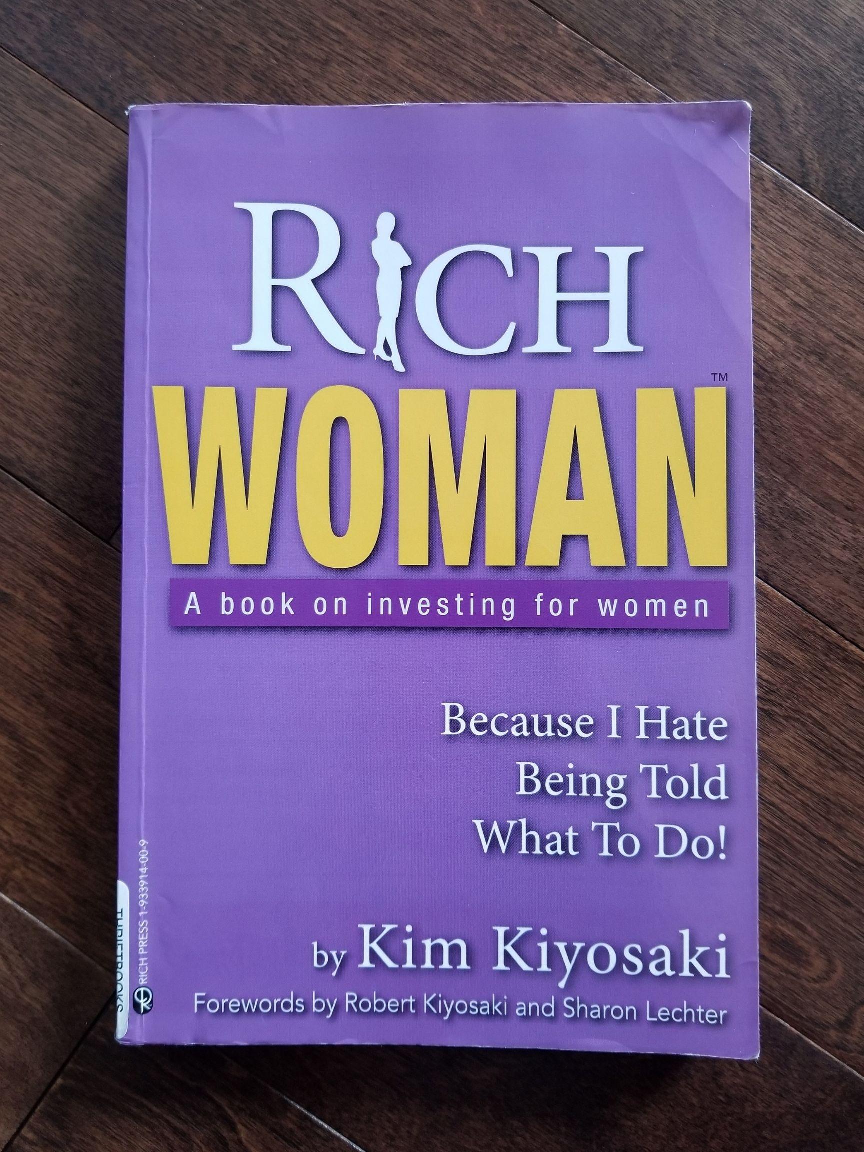 Femme riche et indépendante